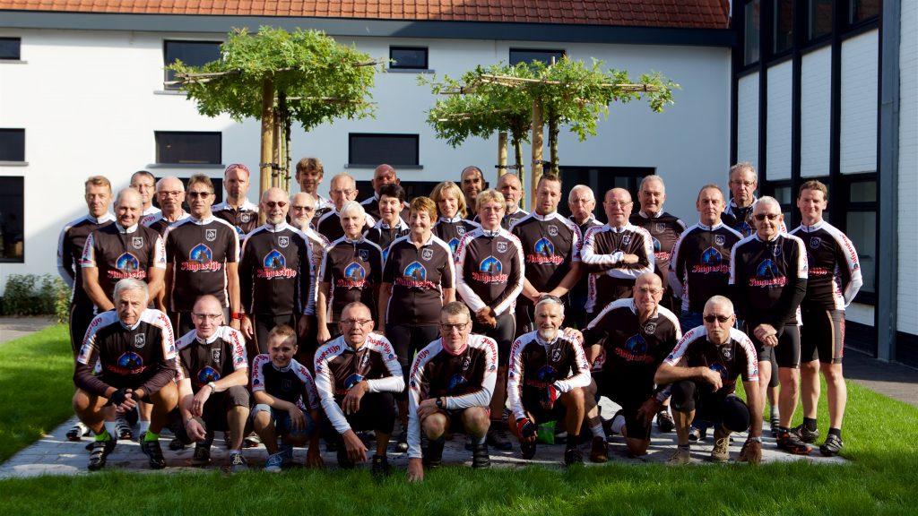 Groepsfoto TC Houtland Ertvelde