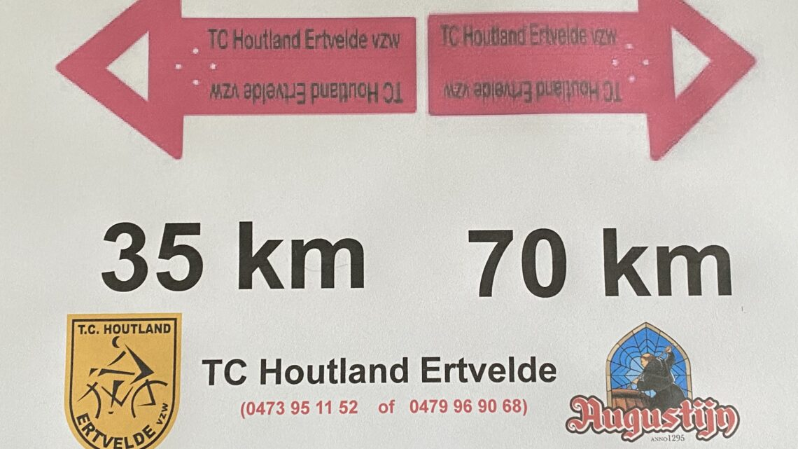 Nieuwe Augustijnroute (33 of 70 km)